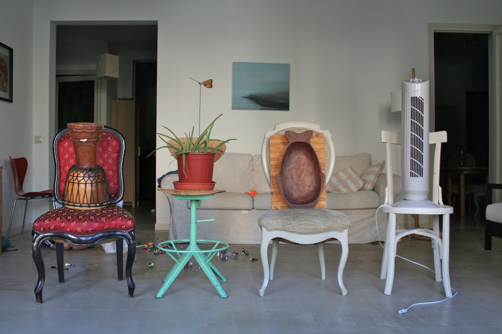 Chair Pairing (Barcelona)