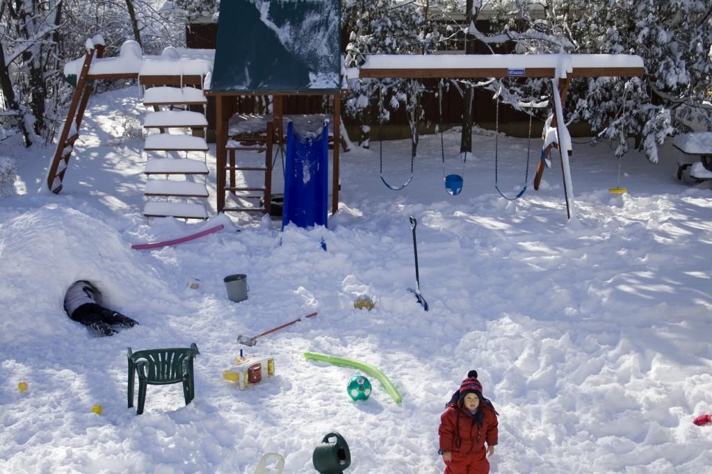 8 Yardwork at Play (part4)